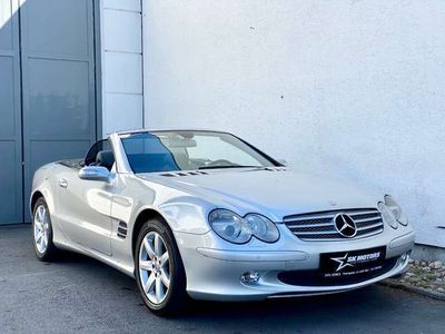 gebraucht Mercedes SL350 Roadster Aut. Finanzierung
