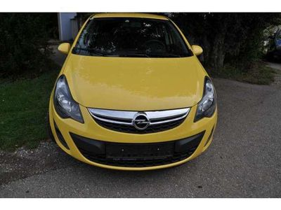 gebraucht Opel Corsa 1,3 CDTI Cool & Sound Start/Stop DPF