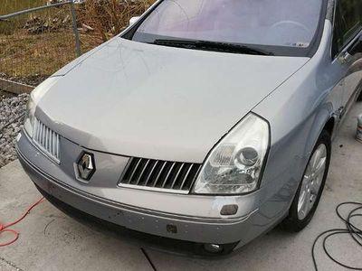 gebraucht Renault Vel Satis 3,0 dci V6 mit MOTORSCHADEN Limousine