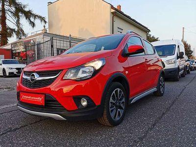 gebraucht Opel Karl 1,0 Ecotec Rocks Eco-Paket Limousine