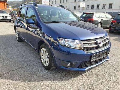 gebraucht Dacia Logan MCV Supreme *Navi* 1.Besitz Tempomat