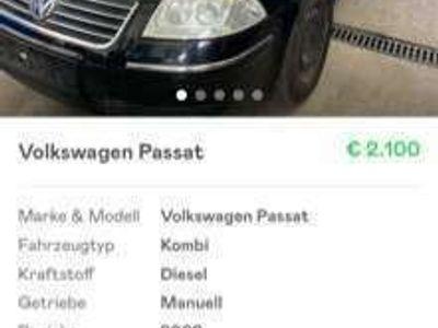 gebraucht VW Passat Variant 1,9 TDI PD