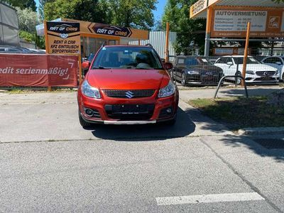 gebraucht Suzuki SX4 1,6 GL 4WD special*24 tkm* 1J. Garantie*KLIMA*