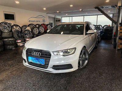 brugt Audi A6 Avant 3,0 TDI quattro DPF S-tronic 3xS-LINE ... Kombi / Family Van,