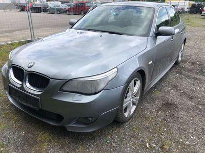 gebraucht BMW 530 5er-Reihe Diesel Aut. leder alu pickel euro 4
