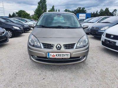gebraucht Renault Scénic II Exception 1,5 dCi DPF Kombi / Family Van