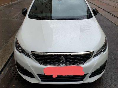 gebraucht Peugeot 308 1,6 BlueHDI 120 GT Line Aut.