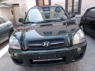 brugt Hyundai Tucson 2,0 CRDi 4WD