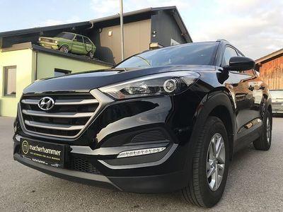 gebraucht Hyundai Tucson 1.6 Comfort GDI 2WD/Bluetooth Freisprecheinrichtu