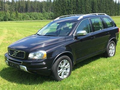 used Volvo XC90 D5 AWD Summum Geartronic