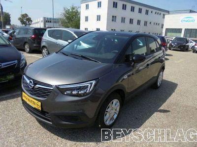 gebraucht Opel Crossland X 1,2 Edition