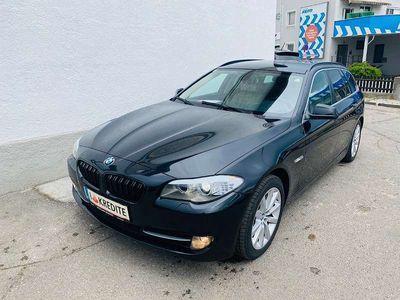 gebraucht BMW 525 5er-Reihe d Touring Aut. Kombi / Family Van