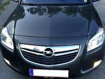 gebraucht Opel Insignia ST 2,0 Cosmo CDTI DPF Allrad Aut.
