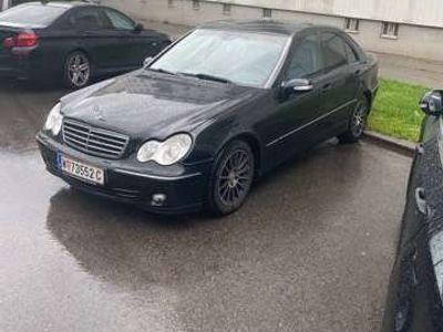 gebraucht Mercedes C220 Elegance Sport CDI A-Edition PLUS Aut.