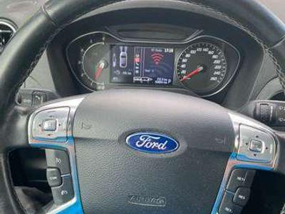 gebraucht Ford Galaxy Titanium Tdci 2,0