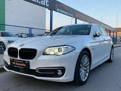 gebraucht BMW 530 5er-Reihe Diesel (F10 LCI) Aut.*MEGA-VOLL*KREDIT*