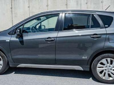 gebraucht Suzuki SX4 S-Cross 1,0 DITC 4WD shine Aut. SUV / Geländewagen,
