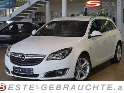 gebraucht Opel Insignia ST CDTI 2.0 ecoFlex Innovation Navi SHZ K