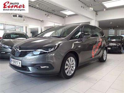 gebraucht Opel Zafira Zafira 1,6 TurboPlus Start/Stop