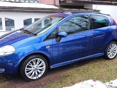 gebraucht Fiat Grande Punto 1,9 Klein-/ Kompaktwagen