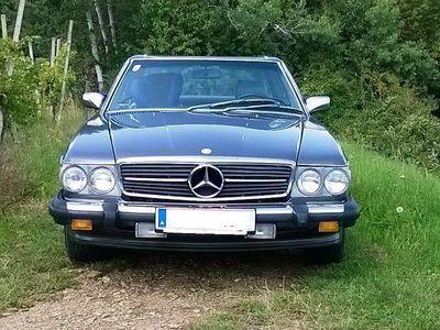 gebraucht Mercedes 560 SL-Klasse SLCabrio / Roadster