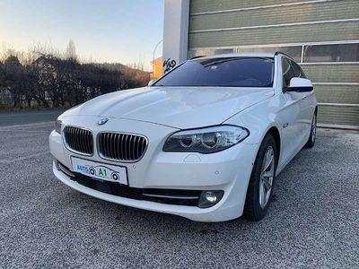 gebraucht BMW 530 5er-Reihe d xDrive Österreich-Paket Touring Aut. Kombi / Family Van
