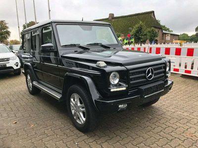 gebraucht Mercedes G350 G-KlasseBlueTEC Station Wagen SUV / Geländewagen