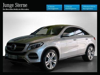 gebraucht Mercedes 350 GLE-Klasse GLE Coupéd 4MATIC Aut. SUV / Geländewagen