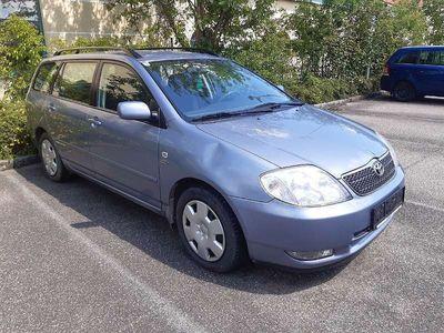 gebraucht Toyota Corolla Kombi 2,0 D-4D Linea Sol Ds. Kombi / Family Van