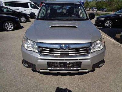 gebraucht Subaru Forester 2,0D X Classic