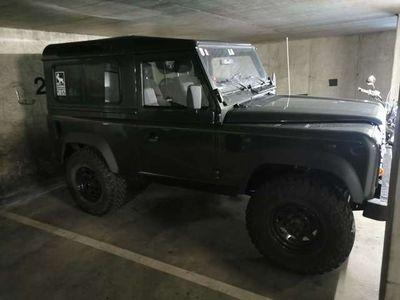 """gebraucht Land Rover Defender 90"""" Station Wagon S 2,5 Td5"""