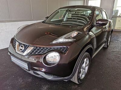 gebraucht Nissan Juke 1,6 Visia Plus