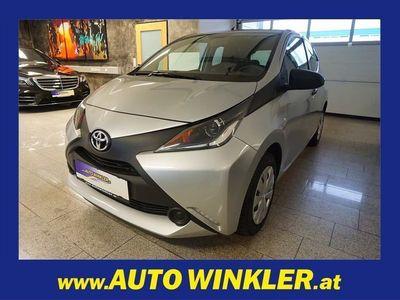 gebraucht Toyota Aygo 1,0 VVT-i x Klima