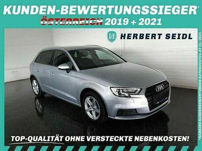 gebraucht Audi A3 Sportback 1,6 TDI S-tronic *ANHÄNGEVORR. / NAVI / XENON*