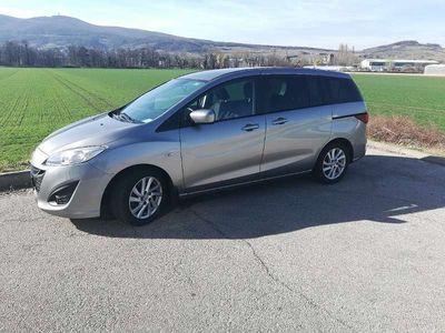 gebraucht Mazda 5 CD116/TX NAVI Kombi / Family Van,