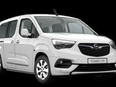 gebraucht Opel Combo Life Edition XL, 1.2 Turbo, Start/Stop, 96 kW (130 PS)