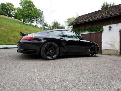 gebraucht Porsche 911 Turbo 911 TURBOTIPTRONIC Sportwagen / Coupé