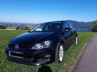 gebraucht VW Golf VII Comfortline BMT TDI 4MOTION Klein-/ Kompaktwagen,