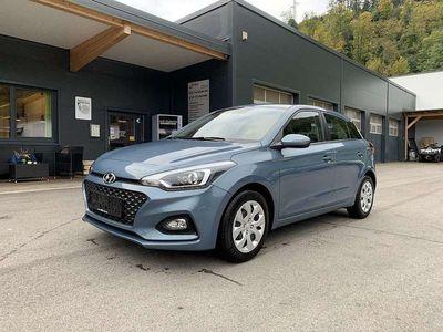 gebraucht Hyundai i20 1,25 Level 3, Top Ausstattung Limousine