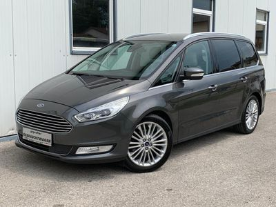 gebraucht Ford Galaxy 2,0 TDCi AWD Titanium Start/Stop Powershift Kombi / Family Van