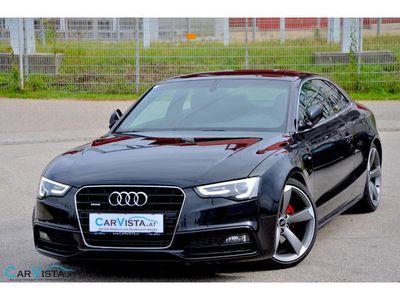 gebraucht Audi A5 Coupé 2,0 TDI quatt. Sport S-tronic S-LINE 105