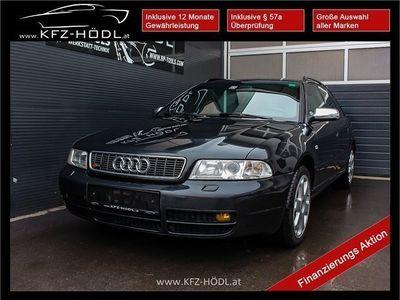 gebraucht Audi A4 quattro 2,7 S4 Limousine,