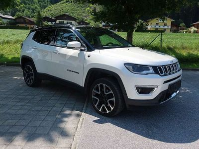 gebraucht Jeep Compass Limited SUV / Geländewagen
