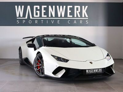 gebraucht Lamborghini Huracán Performante