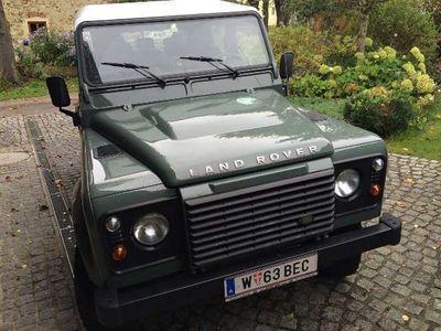 gebraucht Land Rover Defender 110 DCPU SUV / Geländewagen,