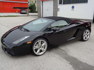 gebraucht Lamborghini Gallardo Spyder E-Gear *** TRAUMZUSTAND ***
