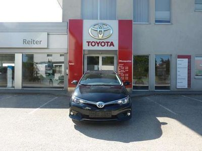 gebraucht Toyota Auris 1,8 VVT-i Hybrid *NAVI*LEDER*KAMERA*
