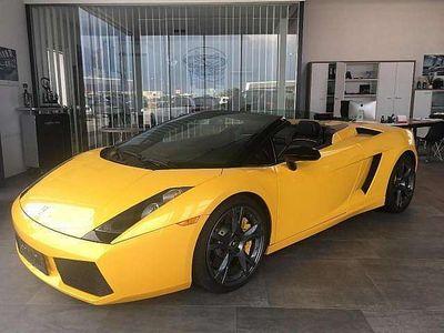 gebraucht Lamborghini Gallardo Spyder E-Gear