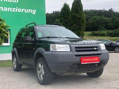 gebraucht Land Rover Freelander **Anhängerkupplung ** SUV / Geländewagen