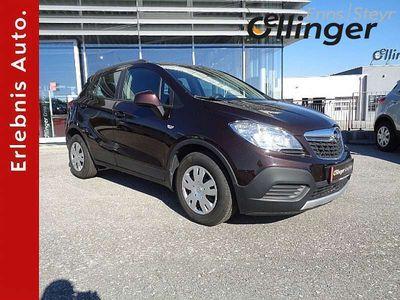 gebraucht Opel Mokka 1,6 Ecotec Cool&Sound Start/Stop Sy..
